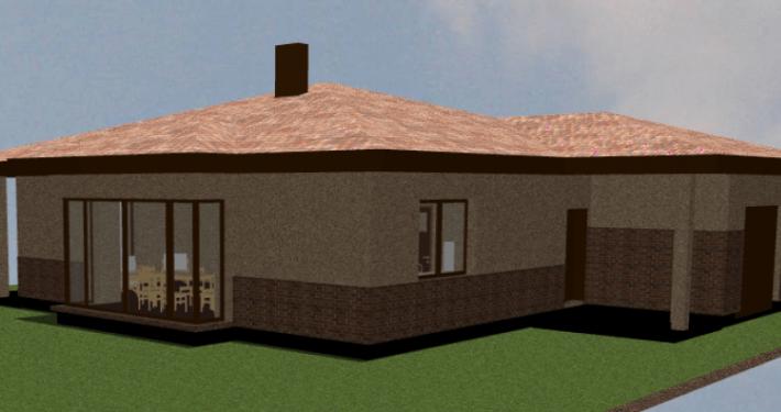 Sava Architektūra namų projektai - 7-3D