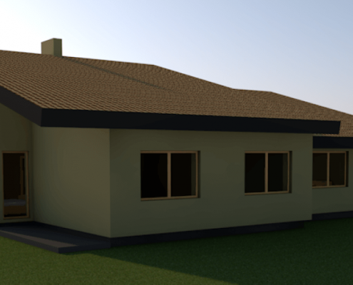 Sava Architektūra namų projektai - 8-3D 2